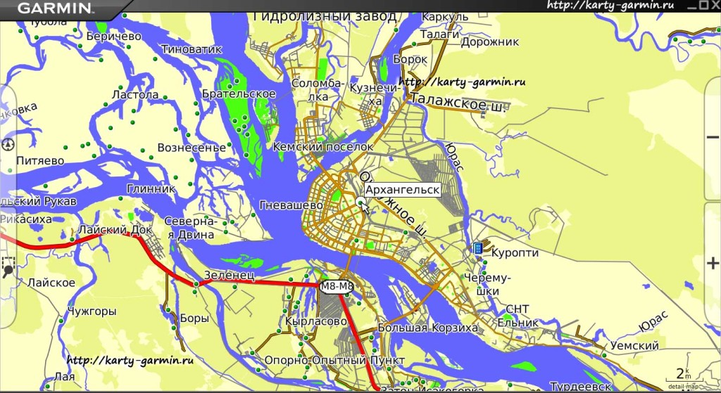скачать карты украины для навигатора garmin бесплатно