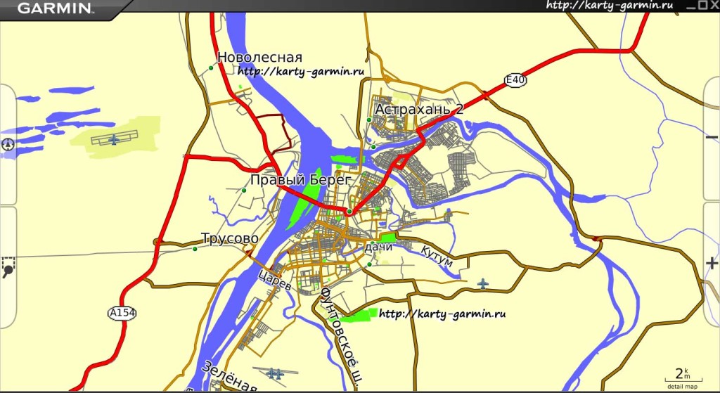 astrahan big map