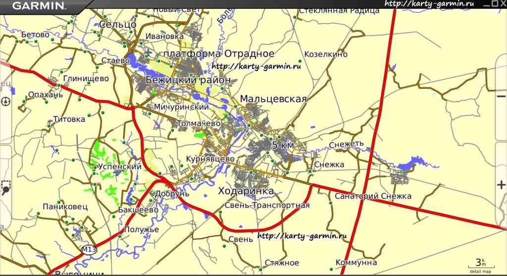 brjansk big map