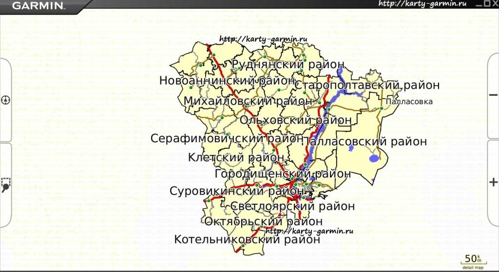 volgoobl big map