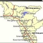 amurskajaobl mini map