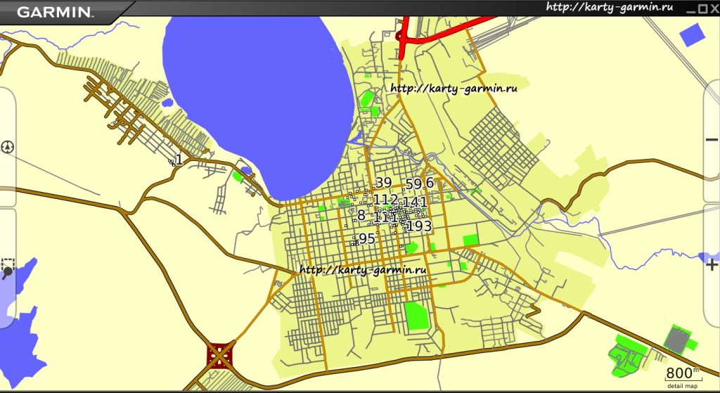 kokshetau-big-map